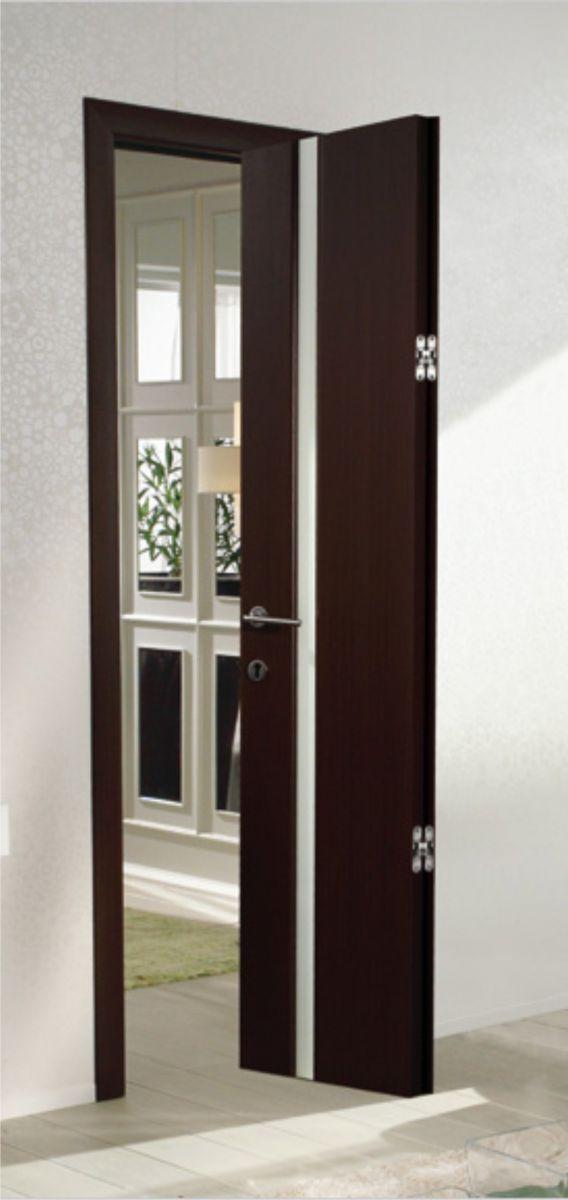 Узкие межкомнатные двери