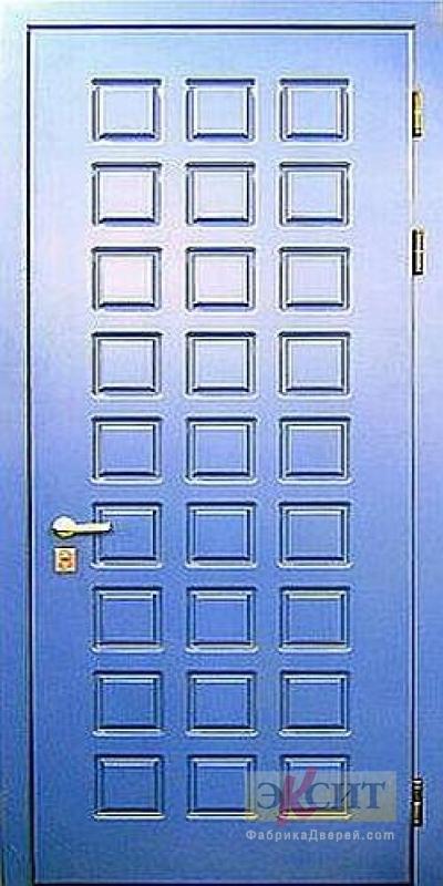 купить поставить железную дверь