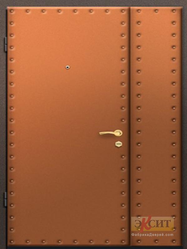 поставить железную дверь с завода